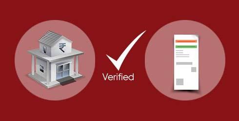 Benefits of Verifying Bank Account with Aadhaar Card