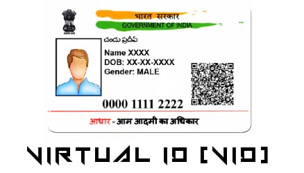 UIDAI Informs Agencies to Treat Virtual ID or UID Token as 12-digit Biometric Number