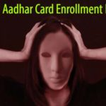 Lost my Aadhar Card Enrollment Number