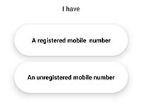 Mobile Registered or Unregistered